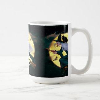 Halloween Mug/Witch Basic White Mug