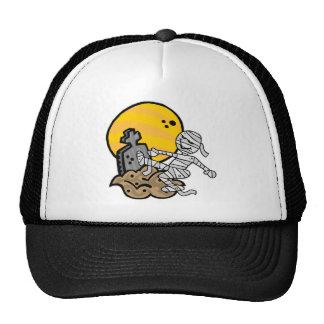 Halloween Mummy Hats