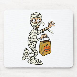 Halloween Mummy Mouse Pad