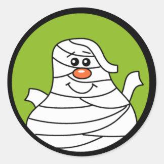 Halloween  Mummy Sticker