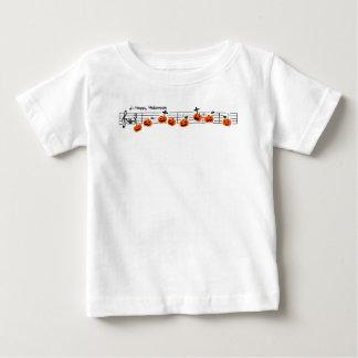 < Halloween musical score >Halloween Music score Baby T-Shirt