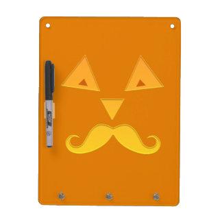 Halloween Mustache Pumpkin message boards