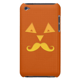 Halloween Mustache Pumpkin phone cases