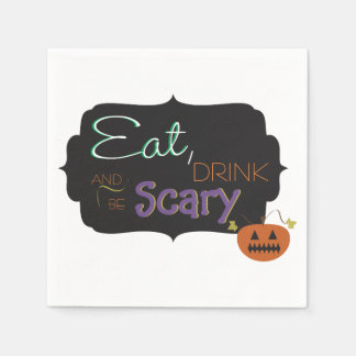 Halloween Napkins Disposable Napkins
