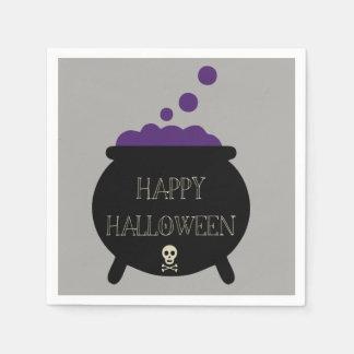 Halloween Napkins Disposable Serviettes