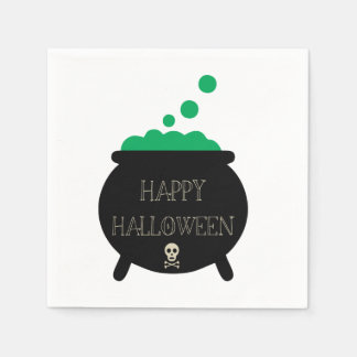 Halloween Napkins Disposable Serviettes