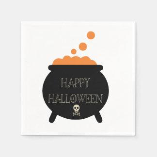 Halloween Napkins Paper Napkins