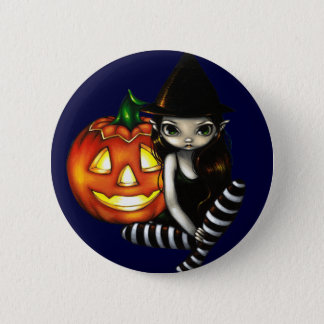 """Halloween Night"" Button"