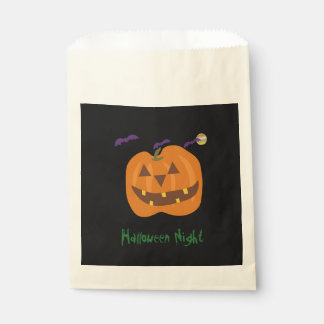 Halloween Night Favour Bags