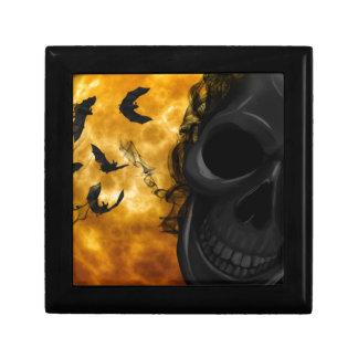 Halloween night gift box