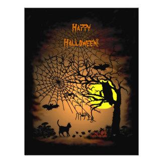 Halloween Night , Happy Halloween! 21.5 Cm X 28 Cm Flyer