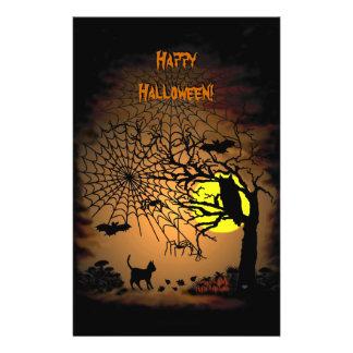 Halloween Night , Happy Halloween! Personalized Flyer