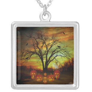 Halloween Night Necklace
