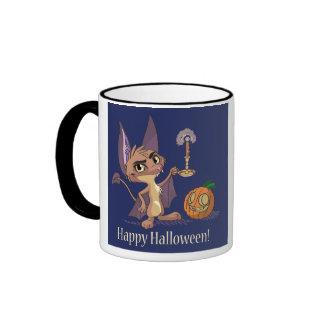 Halloween Night Ringer Mug