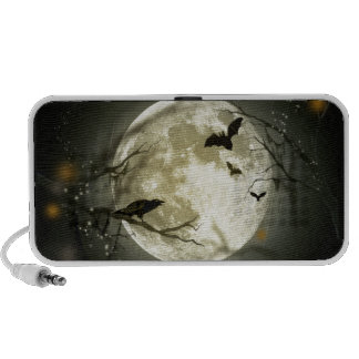 Halloween Night iPod Speakers