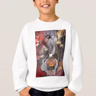 ** Halloween night ** Sweatshirt