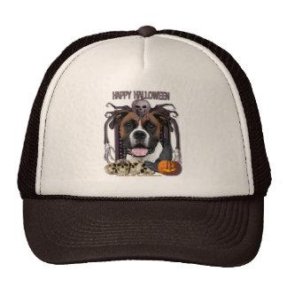 Halloween Nightmare - Boxer - Vindy Trucker Hat