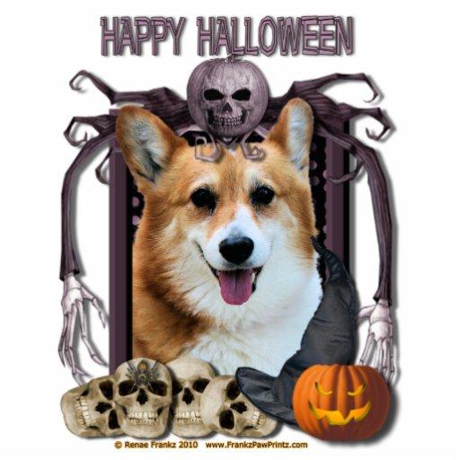 Halloween Nightmare - Corgi - Owen Photo Cutout