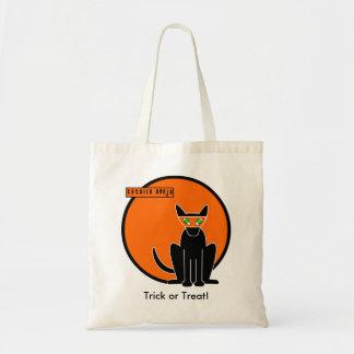 Halloween Ninja Treat Bag