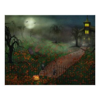 Halloween - One Hallows Eve 21.5 Cm X 28 Cm Flyer