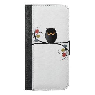 Halloween Owl iPhone 6/6s Plus Wallet Case
