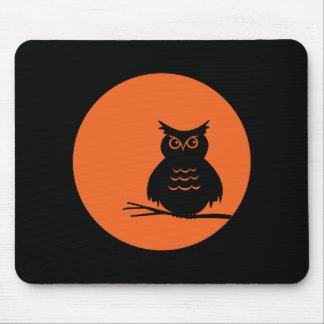 Halloween Owl Mouse Mat
