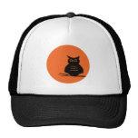 Halloween Owl Trucker Hats