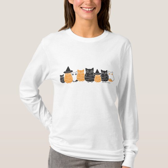 Halloween Owls T-Shirt