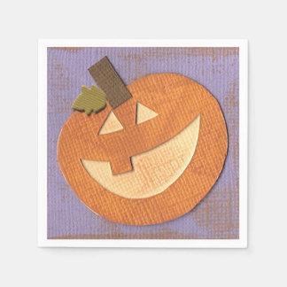 Halloween party disposable napkin