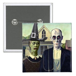 Halloween Party Favor Button