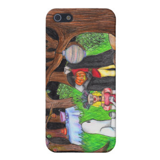 Halloween Party Ghost Headless Horseman iPhone 5 Cases