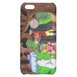 Halloween Party Ghost Headless Horseman iPhone 5C Cover