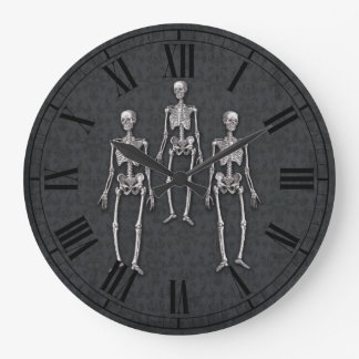 Halloween Party Haunted House Victorian Gothic Clock