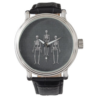 Halloween Party Haunted House Victorian Gothic Wristwatch