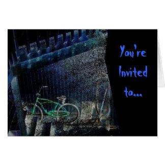 Halloween Party Invitation card