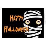 Halloween Party Invitations Custom Mummy Cards