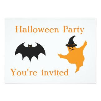 Halloween Party Invites