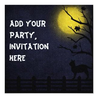 Halloween party or Multi purpose Invitation
