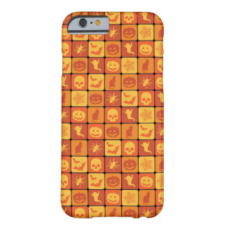 Halloween Pattern 2 Barely There iPhone 6 Case