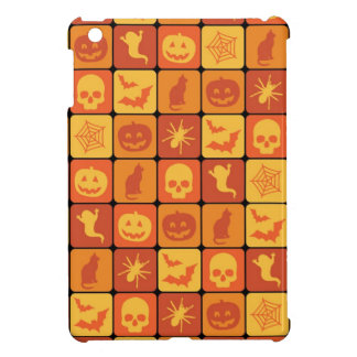 Halloween Pattern 2 Cover For The iPad Mini