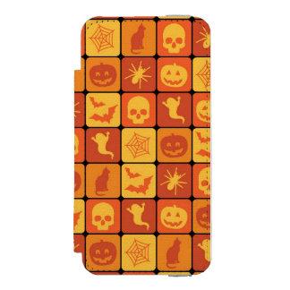 Halloween Pattern 2 Incipio Watson™ iPhone 5 Wallet Case