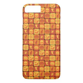 Halloween Pattern 2 iPhone 7 Plus Case