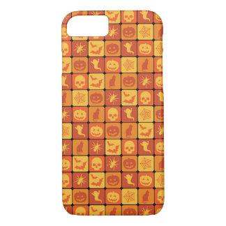 Halloween Pattern 2 iPhone 8/7 Case