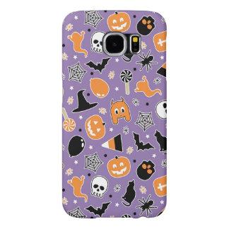 Halloween Pattern 3 Samsung Galaxy S6 Cases