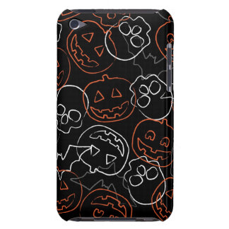 Halloween Pattern Barely There iPod Cover