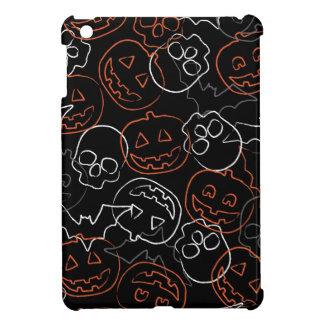 Halloween Pattern iPad Mini Cases