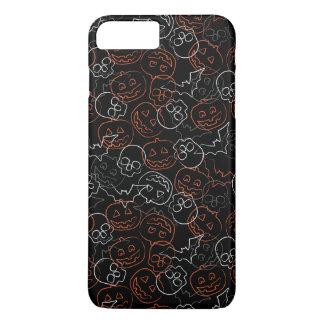 Halloween Pattern iPhone 7 Plus Case