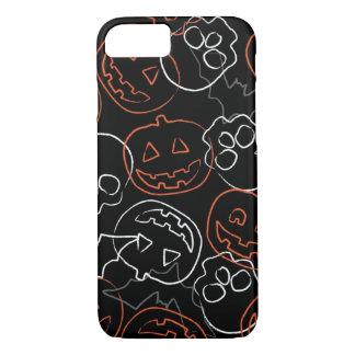 Halloween Pattern iPhone 8/7 Case