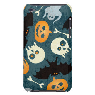 Halloween pattern iPod Case-Mate cases