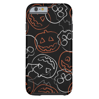 Halloween Pattern Tough iPhone 6 Case